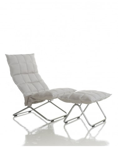 46013 narrow k ottoman tubular / 46003 narrow k chair tubular