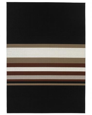 black reddish brown