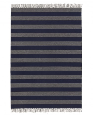 navy blue melange grey