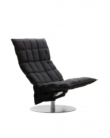 sand - black - 46005 wide swivel k chair