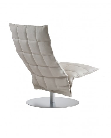 sand - stone white - 46007 narrow swivel k chair